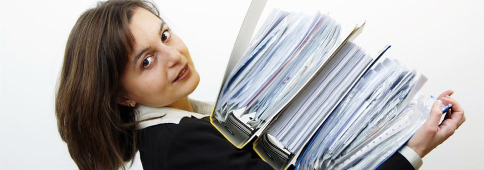 Paperwork & Document Storage